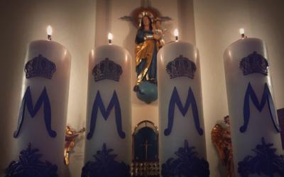 Siostry Jubilatki – Maryjne płomienie