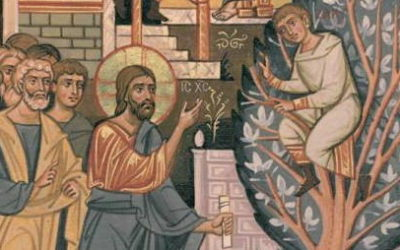 Lectio divina z Zacheuszem