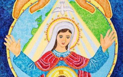 Ikona AMEN na Świętej Górze
