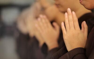 Tygodnie modlitwy…