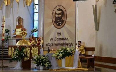Inauguracja obchodów 150. rocznicy śmierci bł. Edmunda Bojanowskiego w Dębicy