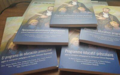 Program wychowania wg koncepcji bł. Edmunda doczekał się 5 wersji językowych