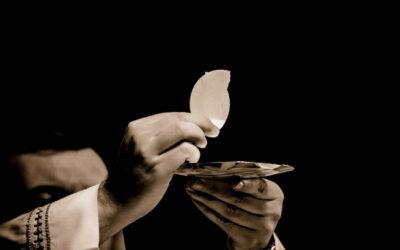 Pierwszy kamień – Eucharystia