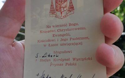 Ksiądz Prymas Wyszyński – niezapomniane spotkanie